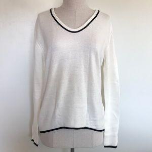 Michael Stars Cashmere Thumbhole Sweater